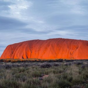 Uluru Landscape Photography