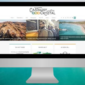 SEO Written Content for Castaway with Crystal
